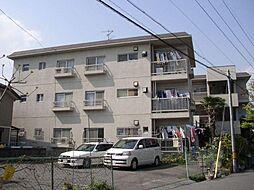 大阪府箕面市瀬川1丁目の賃貸マンションの外観
