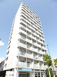 プラウドフラット白金高輪[13階]の外観