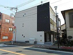 神奈川県足柄下郡湯河原町土肥2丁目の賃貸マンションの外観