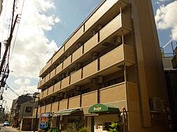 兵庫県西宮市池田町の賃貸マンションの外観