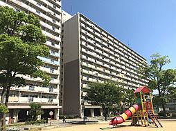 UR南港前団地[6階]の外観