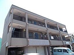 茨城県取手市戸頭6丁目の賃貸マンションの外観