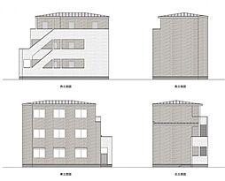 マツドシンデンハッピーハウス[101号室号室]の外観