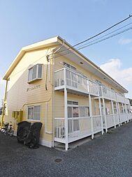 埼玉県川越市寺尾の賃貸マンションの外観