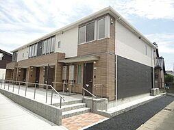 愛知県海部郡大治町大字馬島字大門西の賃貸アパートの外観