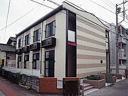 レオパレス田アパルトマン[2階]の外観