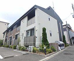 大阪府枚方市藤阪東町の賃貸アパートの外観