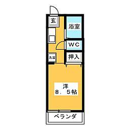 愛知大学前駅 3.1万円