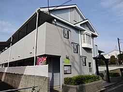 グリーンコートKAWADA[1階]の外観
