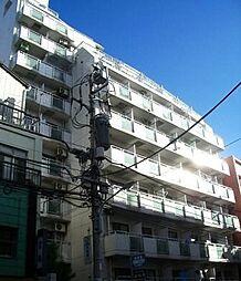 東京都台東区西浅草3の賃貸マンションの外観