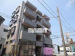 連子川ビル[3階]の外観