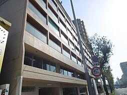 西田辺ハイツ[5階]の外観