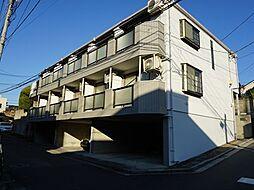 埼玉県さいたま市南区神明1丁目の賃貸アパートの外観