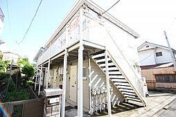 峰岡ハイツ[103号室]の外観