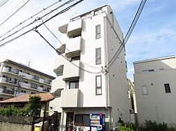 フロント久寿川[401号室]の外観