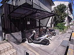 メゾン・クレールS[1階]の外観