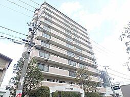 大阪府大阪市旭区高殿2丁目の賃貸マンションの外観
