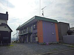 アースヴィレッジ神楽岡[101号室]の外観