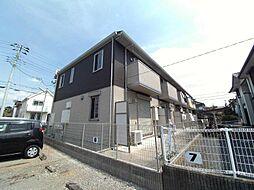 [テラスハウス] 千葉県市川市本北方1丁目 の賃貸【/】の外観