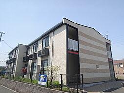 大阪府八尾市小畑町3の賃貸アパートの外観