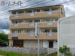 岐阜県美濃市の賃貸マンションの外観