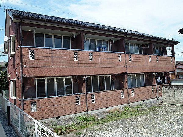 黒崎ハイツ[2階]の外観