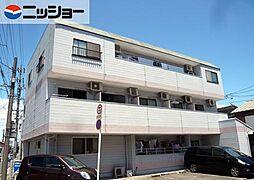 コーポ吉川[2階]の外観