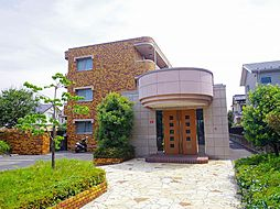 東京都清瀬市野塩1丁目の賃貸マンションの外観