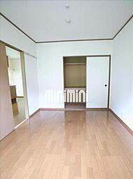 セジュール柏原 A棟[2階]の外観