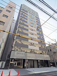 ノーブルコート堺筋本町[11階]の外観