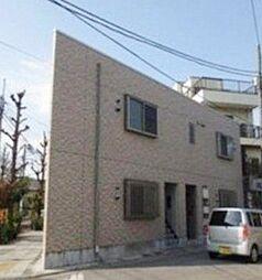 東京都荒川区荒川2丁目の賃貸マンションの外観