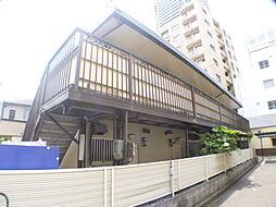兵庫県神戸市東灘区御影中町1丁目の賃貸アパートの外観