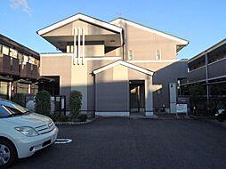 滋賀県大津市下阪本5丁目の賃貸マンションの外観