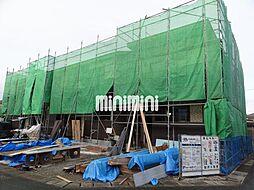 仮)高砂2丁目新築アパート[2階]の外観