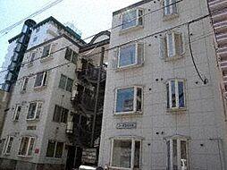 コーポラス8 B棟[4階]の外観