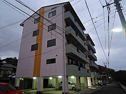 福岡県北九州市八幡西区大膳1丁目の賃貸マンションの外観