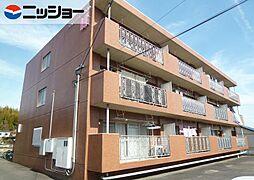 ブランメゾン赤坂[2階]の外観
