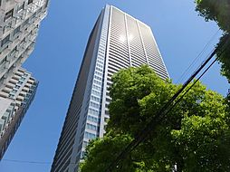 大阪ひびきの街ザ・サンクタスタワー[8階]の外観