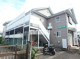 石川ハイツ[1階]の外観