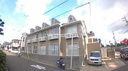 大阪府東大阪市御厨東2丁目の賃貸アパートの外観