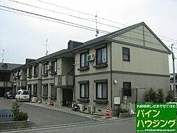 フレグランス藤井A棟[201号室]の外観