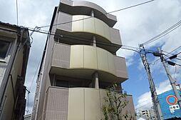 ソフィアコート阿倍野[2階]の外観