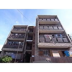 奈良県生駒市本町の賃貸マンションの外観