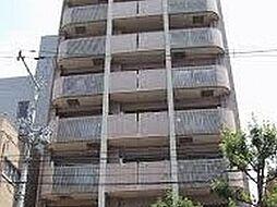 レジュールアッシュ長堀南[6階]の外観