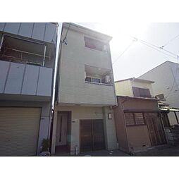 静岡県静岡市清水区上1丁目の賃貸アパートの外観