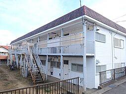 ハイツオオクマ[1階]の外観