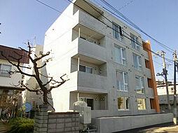 ラコルテデルソーレ[1階]の外観