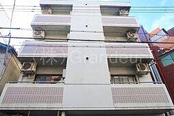 第三ササイマンション[3階]の外観