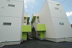 クレストモア[2階]の外観