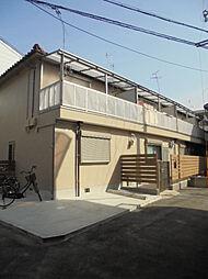 大阪府大阪市阿倍野区相生通1丁目の賃貸アパートの外観